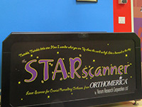 STARscanner.  Scan takes approximately 2 seconds